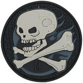 Maxpedition Skull (SWAT) Morale Patch