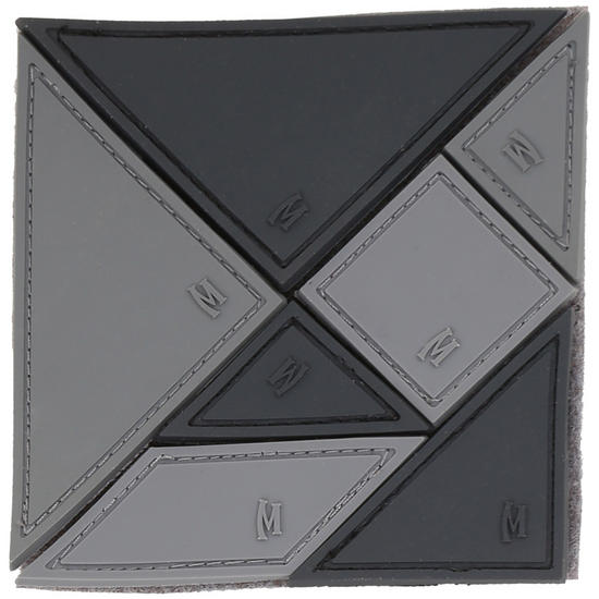 Maxpedition Tangram 7-Piece (SWAT) Morale Patch