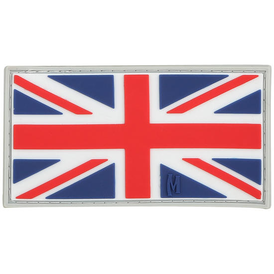 Maxpedition United Kingdom Flag (Full Colour) Morale Patch