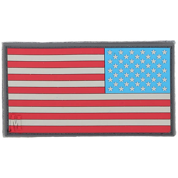 Maxpedition Reverse USA Flag Large (Full Colour) Morale Patch