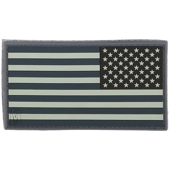 Maxpedition Reverse USA Flag Small (SWAT) Morale Patch