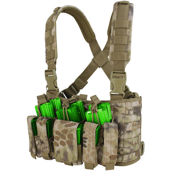 Condor Recon Chest Rig Kryptek Highlander