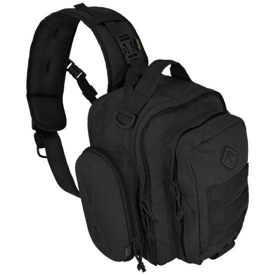 Hazard 4 Evac Holmes Lumbar/Chest Sling Bag Black