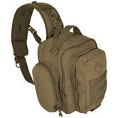 Hazard 4 Evac Holmes Lumbar/Chest Sling Bag Coyote