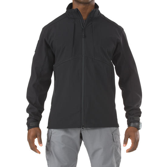 5.11 Sierra Softshell Black