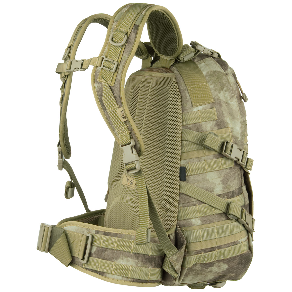 Flyye Tactical Fast Edc Pack Army Rucksack Hiking Molle