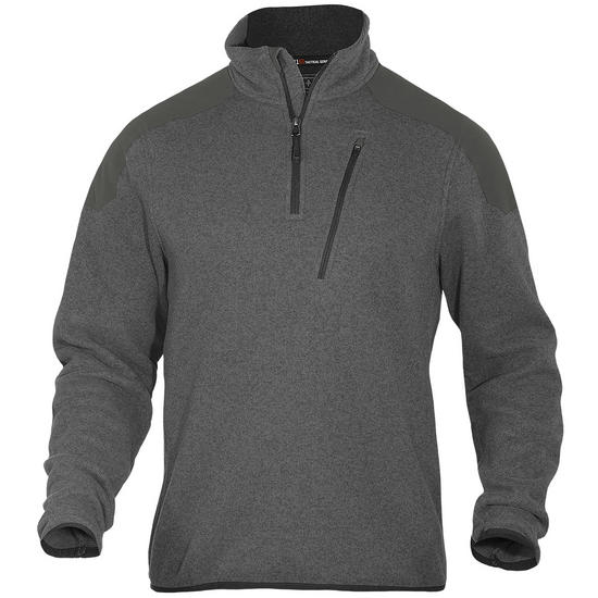 5.11 Tactical 1/4 Zip Sweater Gun Powder