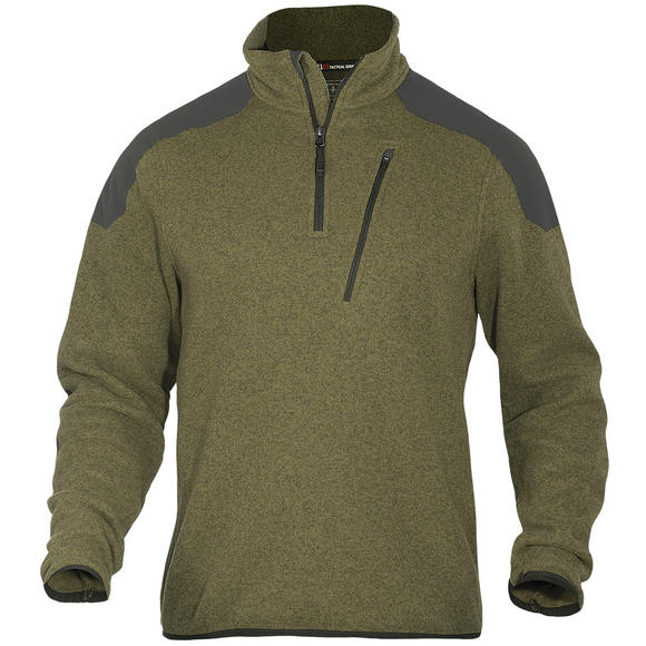 5.11 Tactical 1/4 Zip Sweater Field Green