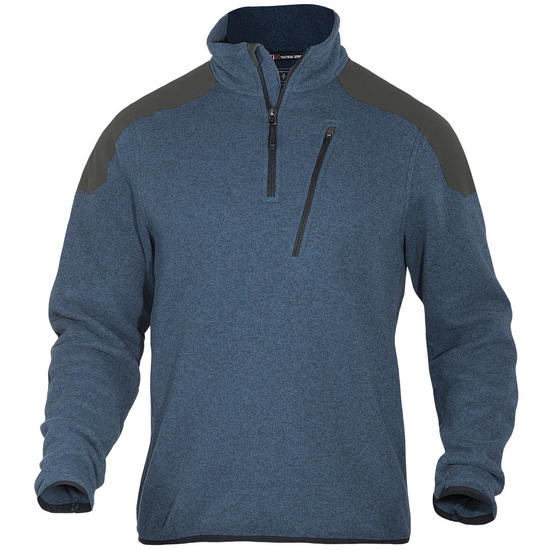 5.11 Tactical 1/4 Zip Sweater Regatta