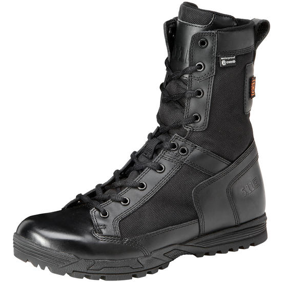 5.11 Skyweight Waterproof Side Zip Boots Black