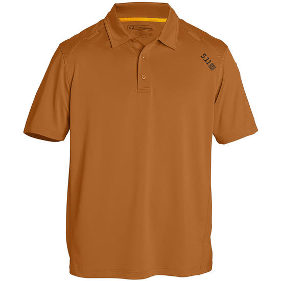5.11 Pursuit Polo Short Sleeve Terracotta
