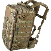 Hazard 4 Officer Front/Back Slim Organizer Backpack MultiCam