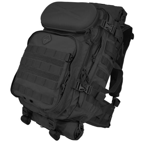 Hazard 4 Overwatch Rifle Roll-Out Carry Day Pack Black