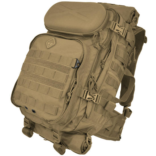 Hazard 4 Overwatch Rifle Roll-Out Carry Day Pack Coyote