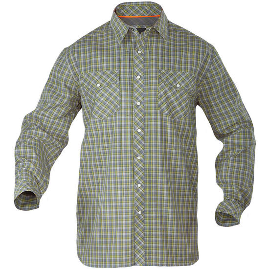 5.11 Flannel Long Sleeve Shirt Steam