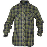 5.11 Flannel Long Sleeve Shirt Captain