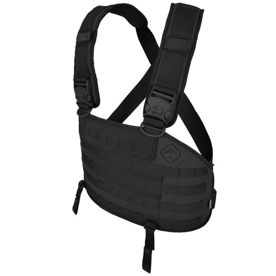 Hazard 4 Frontline MOLLE Chest Rig Black