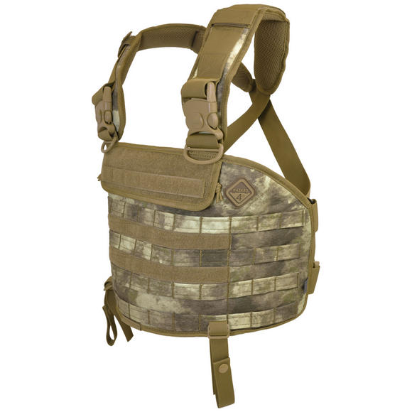 Hazard 4 Frontline MOLLE Chest Rig A-TACS AU