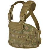 Hazard 4 Frontline MOLLE Chest Rig MultiCam