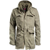 Surplus Raincheater Parka Olive Washed
