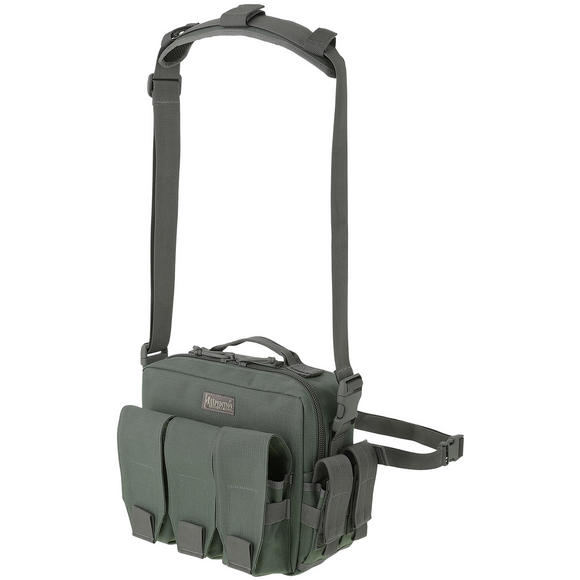 Maxpedition Active Shooter Triple Mag Bag Foliage Green