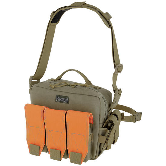 Maxpedition Active Shooter Triple Mag Bag Hunter