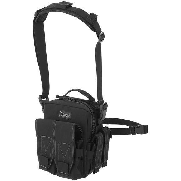 Maxpedition Active Shooter Double Mag Bag Black