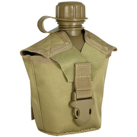 Viper Modular Water Bottle Pouch Coyote