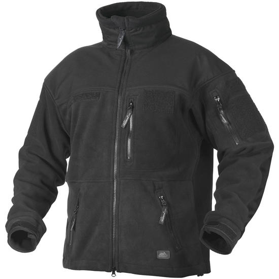Helikon Infantry Duty Fleece Jacket Black