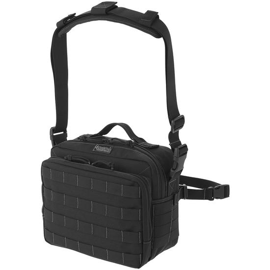 Maxpedition Active Shooter PALS Bag Black