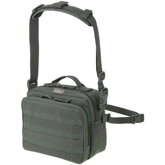 Maxpedition Active Shooter PALS Bag Foliage Green