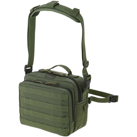 Maxpedition Active Shooter PALS Bag OD Green