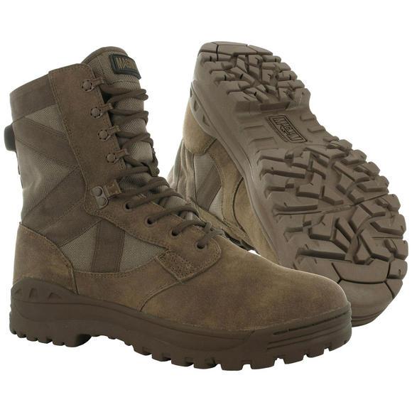 Magnum Scorpion Boots Brown