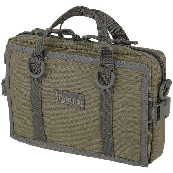 Maxpedition Triptych Organizer Medium Khaki Foliage