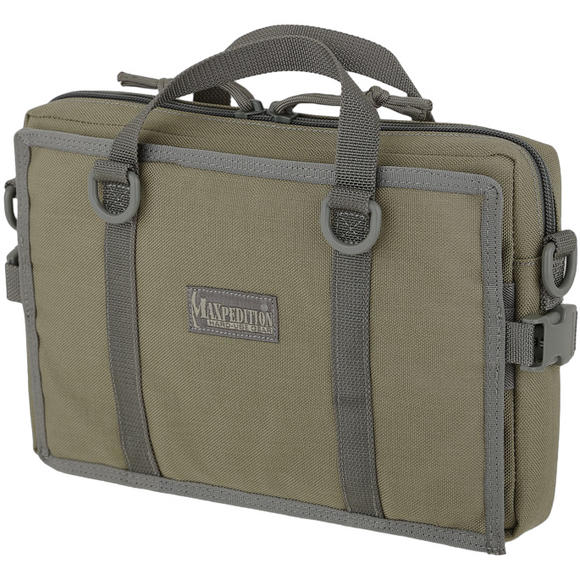 Maxpedition Triptych Organizer Large Khaki Foliage