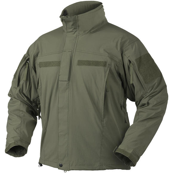 Helikon Soft Shell Jacket Level 5 Ver. II Olive Green