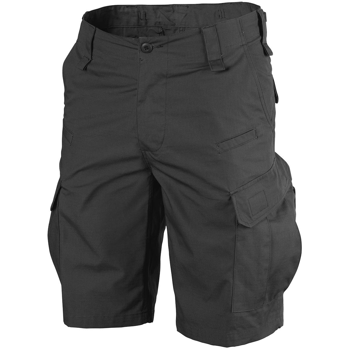 Black Uniform Shorts 14