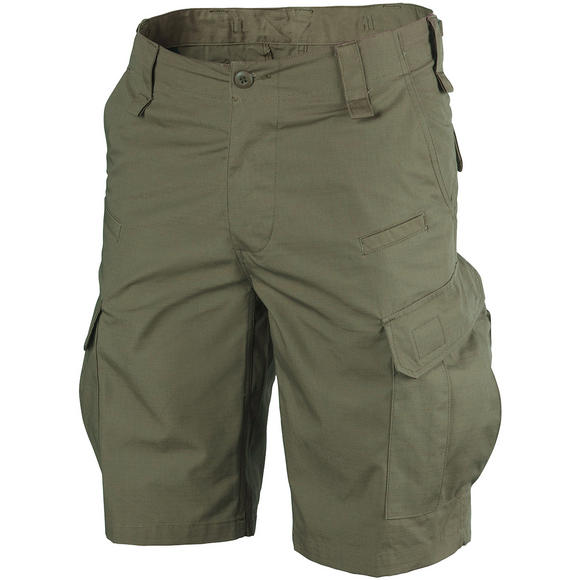 Helikon CPU Shorts Olive Green