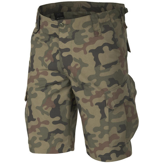 Helikon CPU Shorts Polish Woodland