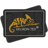 Helikon Logo Patch Black