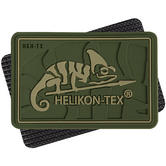 Helikon Logo Patch Olive Green