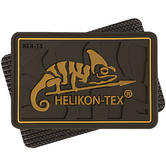 Helikon Logo Patch Coyote