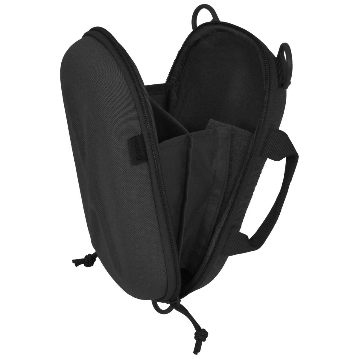 hazard 4 nutcase padded hard case black. Black Bedroom Furniture Sets. Home Design Ideas