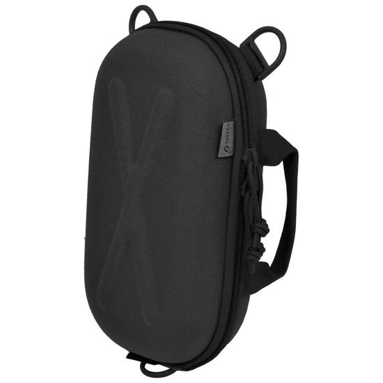 Hazard 4 Nutcase Padded Hard Case Black