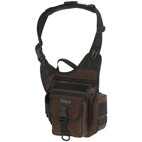 Maxpedition Fatboy S-Type Versipack Dark Brown