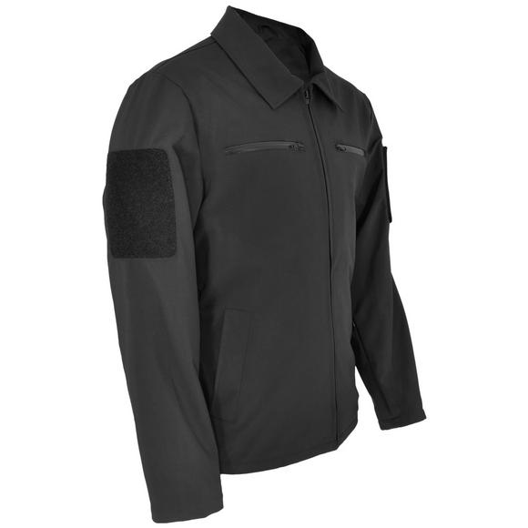 Hazard 4 Action-Agent Softshell Urban Jacket Black