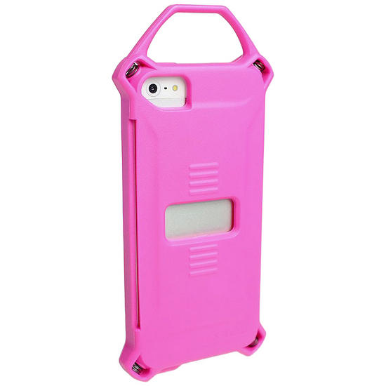 Strike Industries iPhone 5 Battle Case Shox Pink