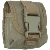 Maxpedition Single Frag Grenade Pouch Khaki