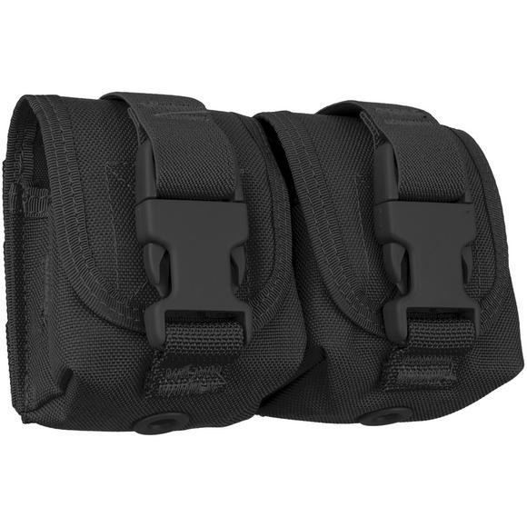 Maxpedition Double Frag Grenade Pouch Black