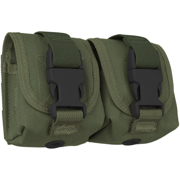 Maxpedition Double Frag Grenade Pouch OD Green